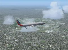 Overflying ORD