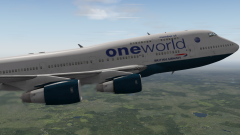747 BA One World