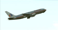 Captain Sim 767-200 Take-off From Los Angeles Intl.